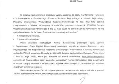 Referencje - Urząd Marszałkowski